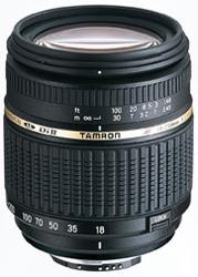 Tamron AF 18-250mm f/3.5-6.3 Di II