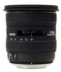 Sigma 10-20mm f/4-5.6 EX DC HS