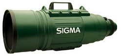 Sigma APO 200-500mm f/2.8 EX DG telephoto zoom lens