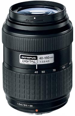 Olympus Zuiko 40-150 f/3.5-4.5