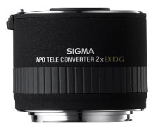 Sigma APO 2x Sony Tele Converter