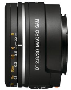 Sony 30mm Macro Lens
