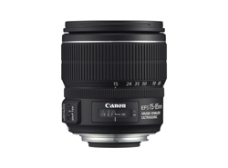 The EF-S 18-135mm f/3.5-5.6 IS from Canon