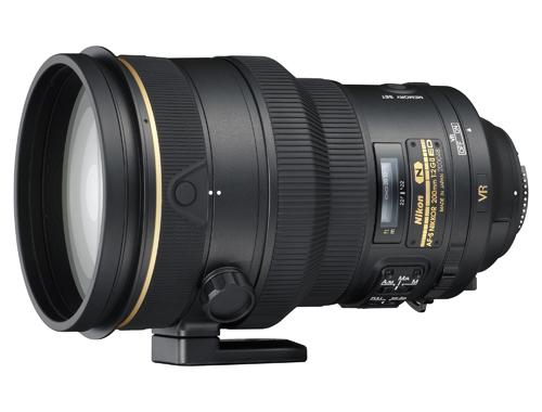 Nikon AF-S Nikkor 200mm f/2G ED VRII