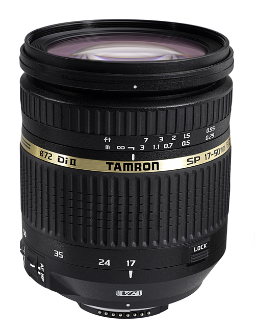 Tamron SP 17-50mm VC DiII