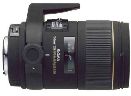 Sigma 150mm f/2.8 EX IF HSM Macro main image