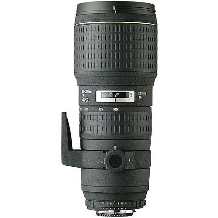 Sigma 100-300mm f/4 EX DG IF HSM main image