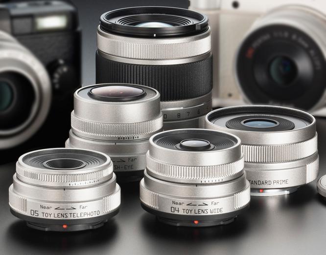 Pentax Q System Lenses
