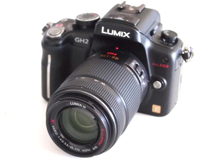 Panasonic Lumix X Lens