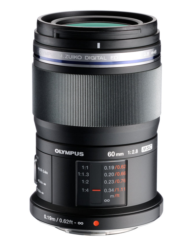 Olympus M.Zuiko Macro 60mm