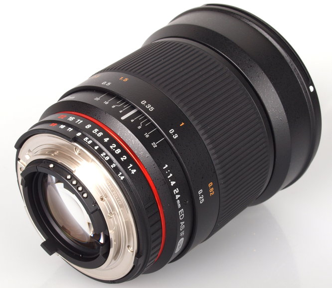 Samyang 24mm f/1.4 ED AS IF UMC