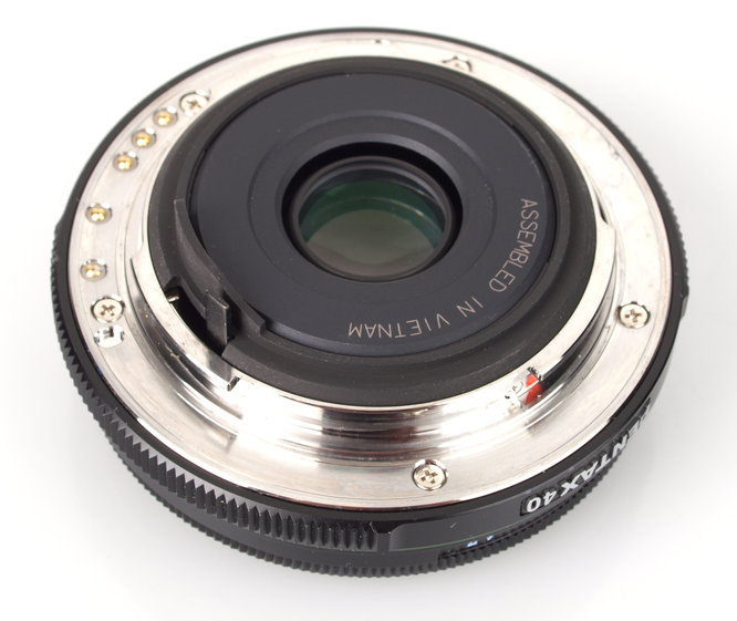 Smc Pentax 40mm Limited