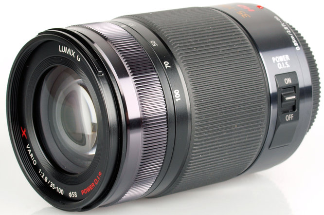 Panasonic Lumix G Vario X 35-100mm f/2.8