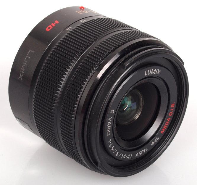 Panasonic Lumix G Vario 14 42 H Fs1442a (6)
