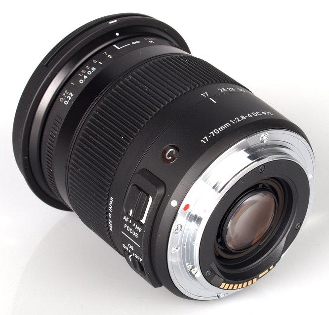 Sigma 17 70mm Lens (4)