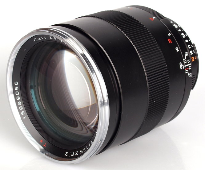 Carl Zeiss 135mm F2 Tstar Lens (4)