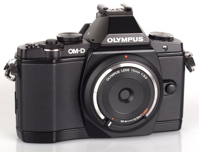 Olympus 15mm f/8 Body Cap Lens (2)