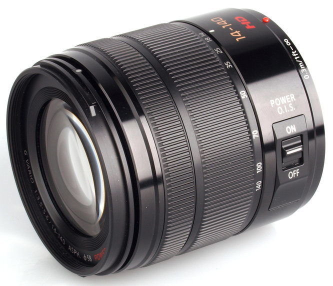Panasonic Lumix G Vario 14-140mm f/3.5-5.6 ASPH. HD