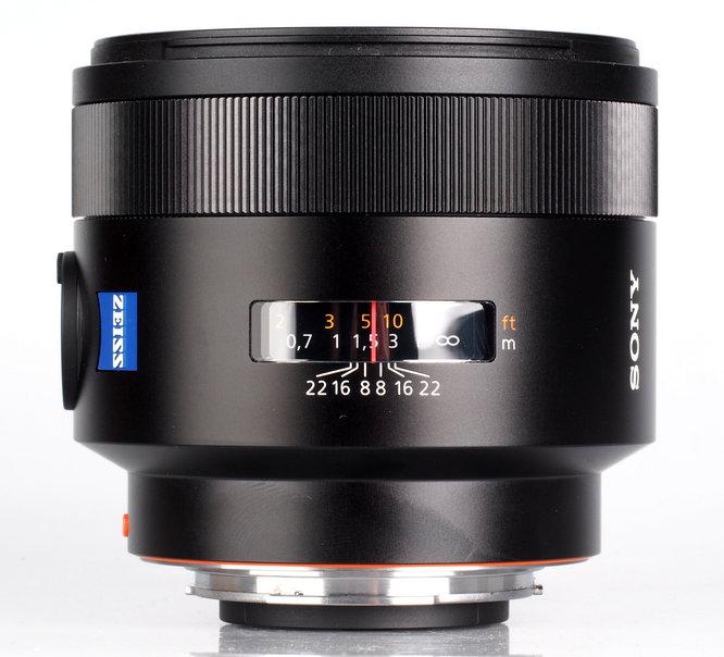Sony Carl Zeiss Tessar 50mm F14 SSM Lens (3)