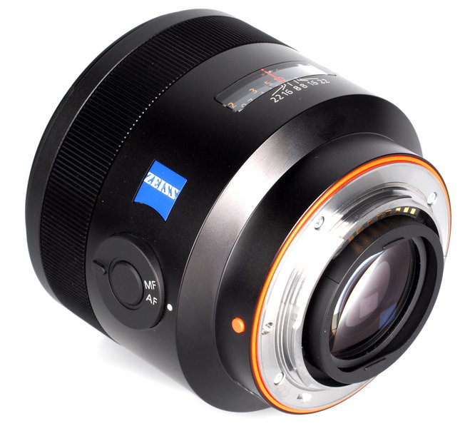 Sony Carl Zeiss Tessar 50mm F14 SSM Lens (6)