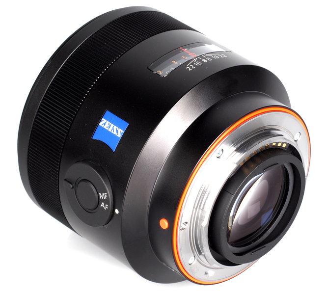 Sony Carl Zeiss Tessar 50mm F14 SSM Lens (6)
