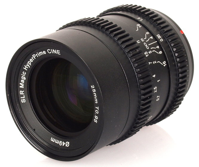 SLR Magic 25mm T0 95 Hyperprime Cine (5)