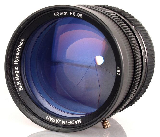 50mm f/1.4 Hyperprime Lens