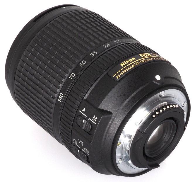 Nikon Nikkor AF S DX 18 140mm F3