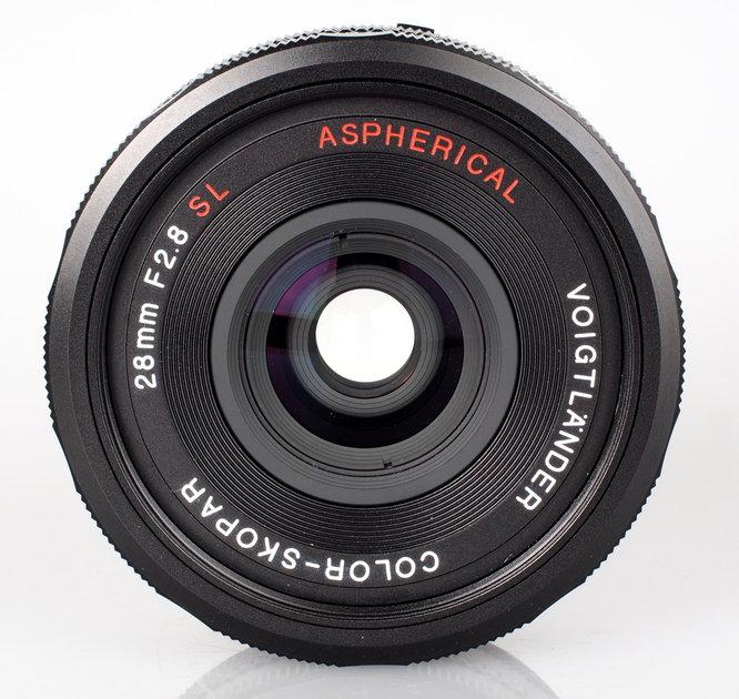 Voigtlander Color Skopar Sl II N 28mm F2 8 Lens (5)
