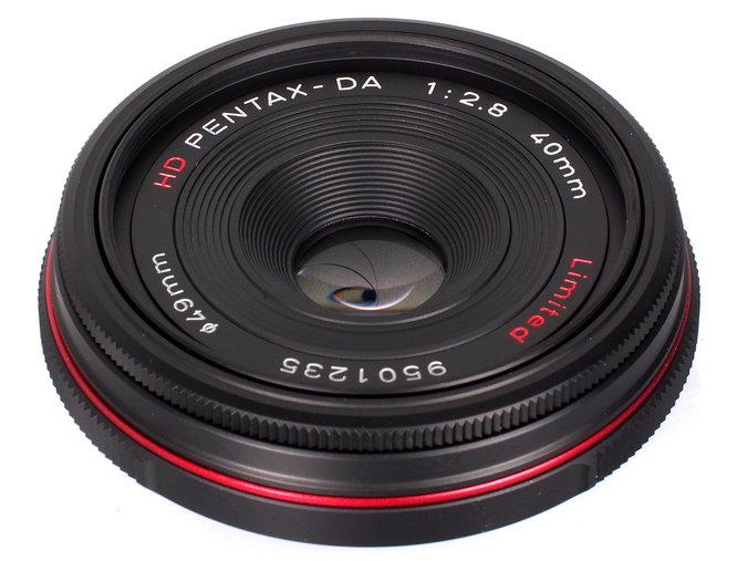 HD Pentax DA 40mm F2 8 Limited Lens Black (4)