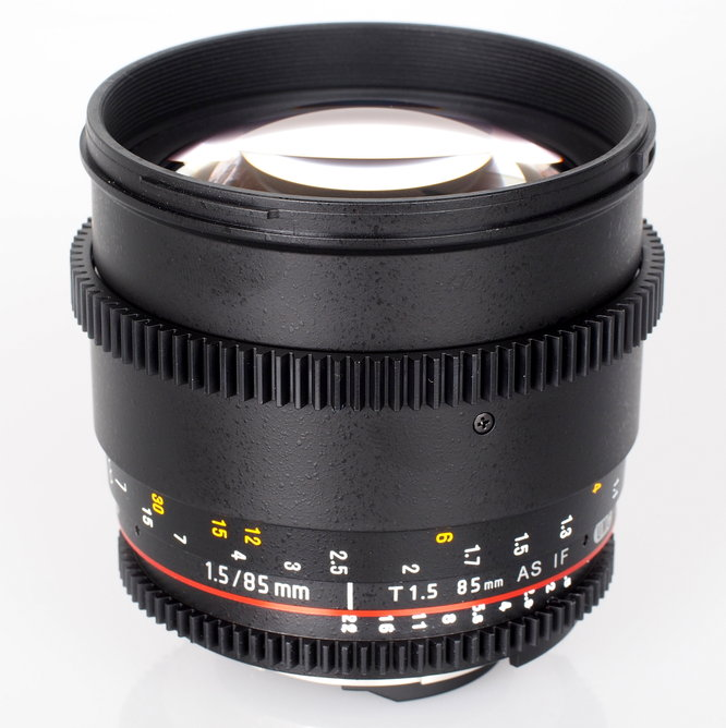 85mm T1.5 AS IF UMC