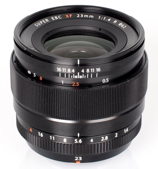 Fujifilm Fujinon 23mm F1 4 R Lens (4)