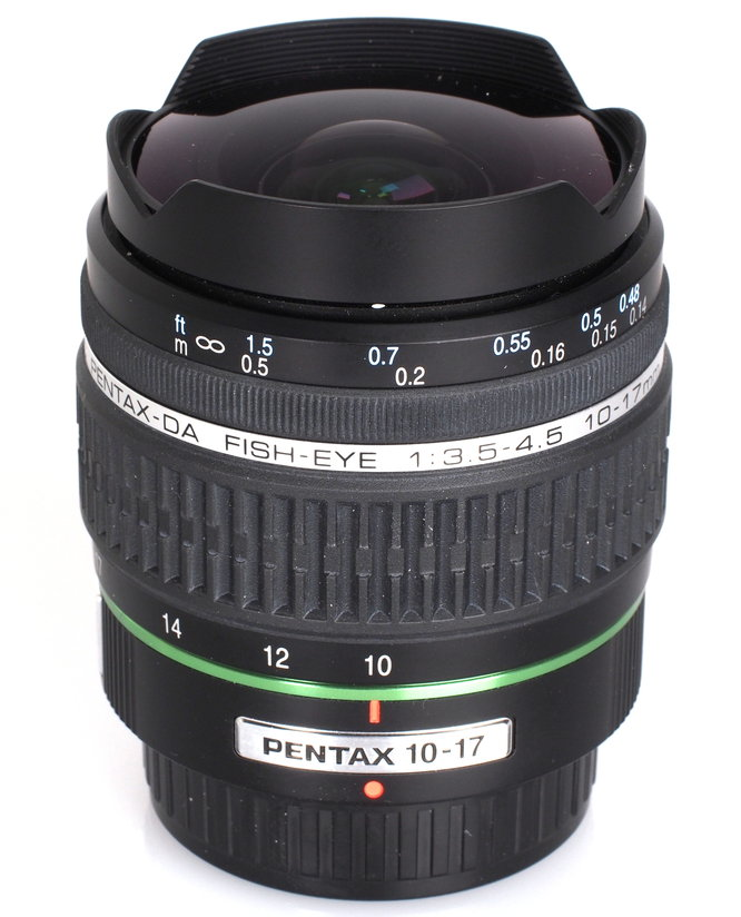 Pentax 10 17mm Fisheye Zoom (2)