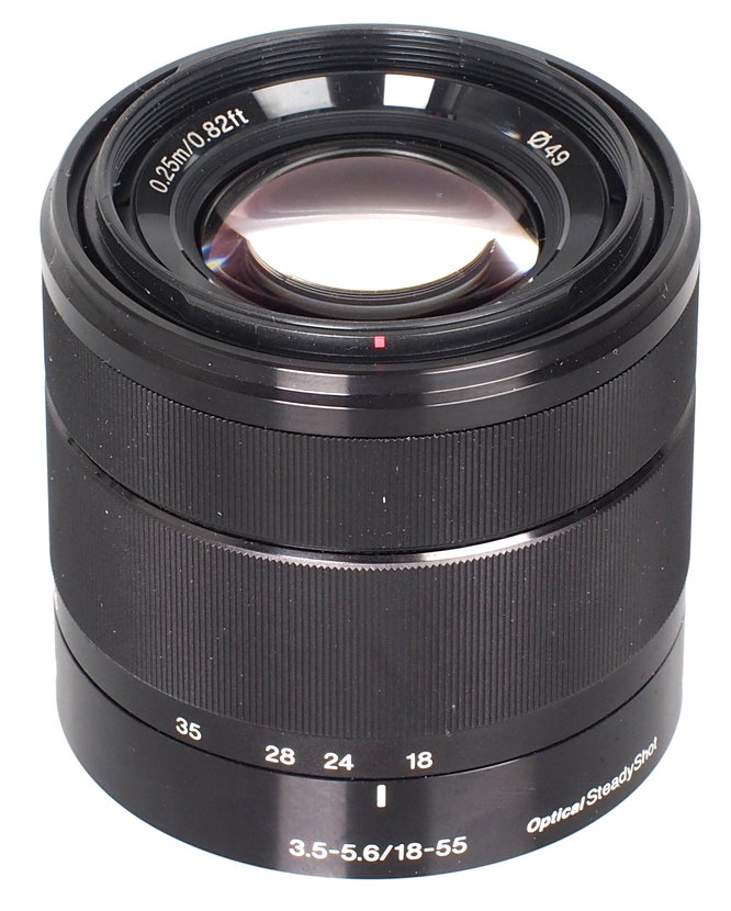 Sony E 18 55mm OSS Lens (3)
