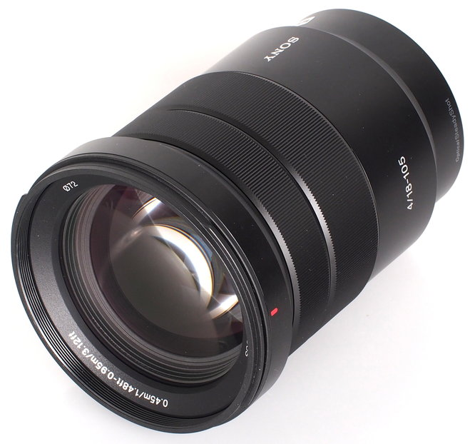 Sony G 18 105mm OSS Lens (8)