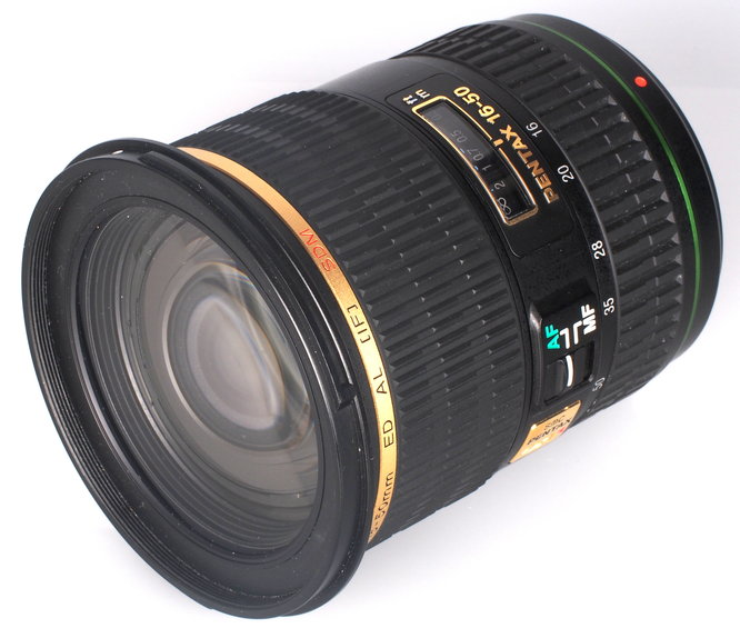 Pentax DA 16 50mm F2 8 ED AL IF SDM Lens (3)
