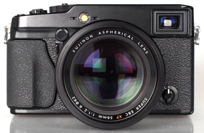Fujifilm Fujinon Aspherical Lens 56mm F1 2 R XF (18)