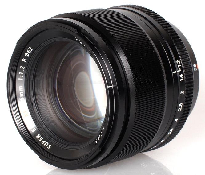 Fujifilm Fujinon Aspherical Lens 56mm F1 2 R XF (5)