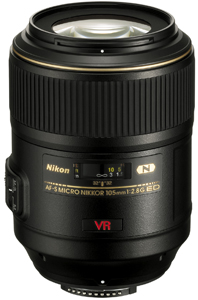 Nikon AF-S Micro Nikkor 105mm g/2.8 G ED VR