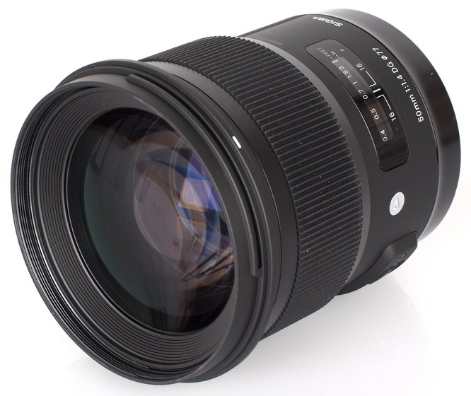 Sigma 50mm F1 4 DG Art (1)
