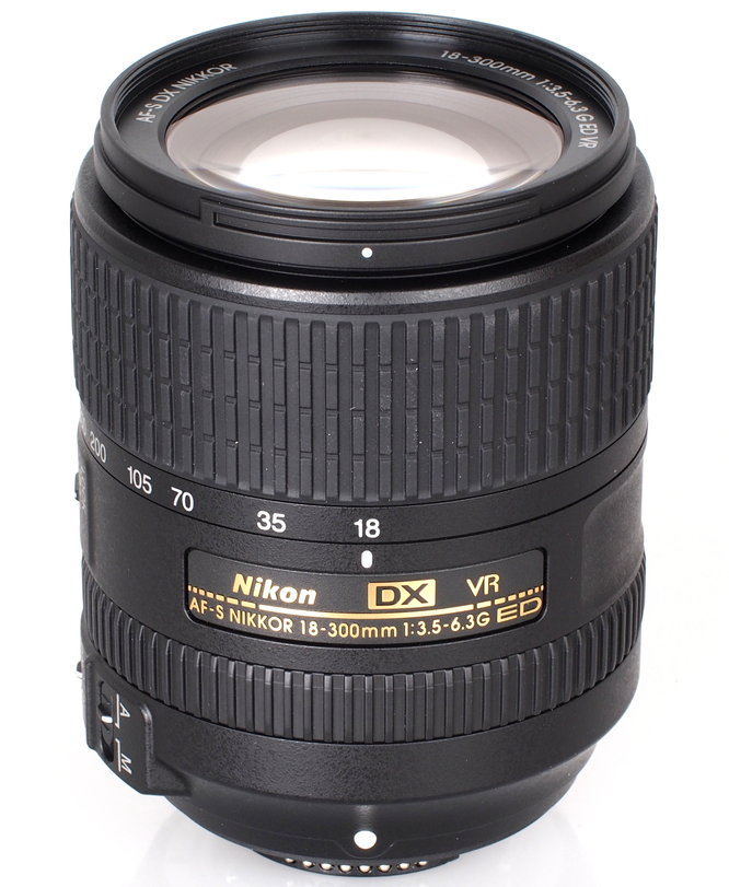 Nikon Nikkor AFS DX NIKKOR 18 300mm F3 5 6 3 G ED VR (4)
