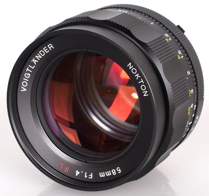 Voigtlander Nokton 58mm F1 4 SL II N (4)