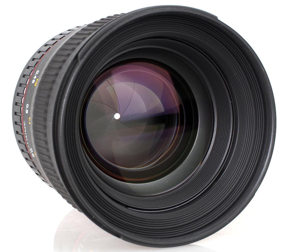 Samyang 50mm F1 4 Lens (1)