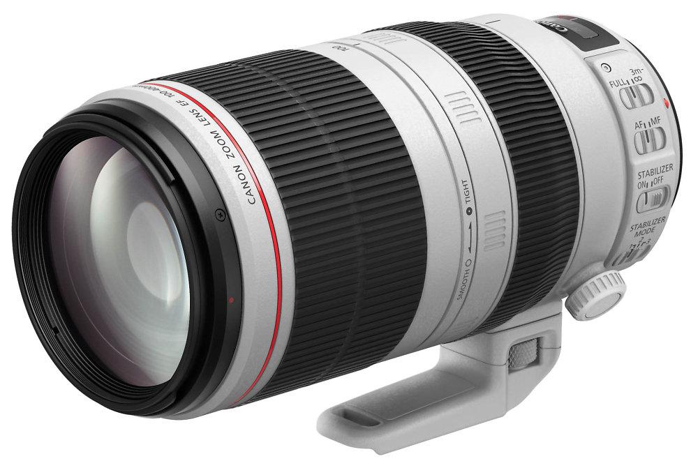 EF 100 400mm F4
