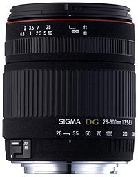Sigma 28-300mm f/3.8-5.6