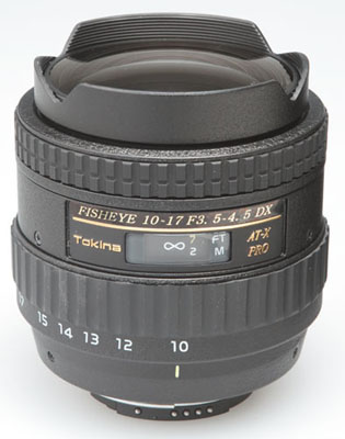 Tokina 10-17mm AT-X Pro