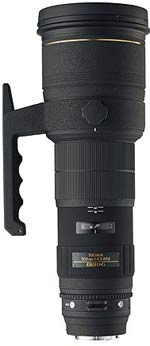 Sigma 500mm f/4.5
