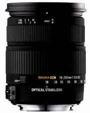 Sigma 18-200mm OS