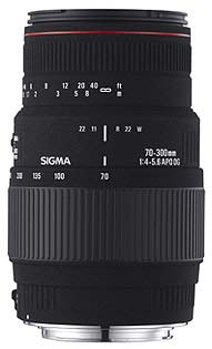 Sigma 70-300mm APO