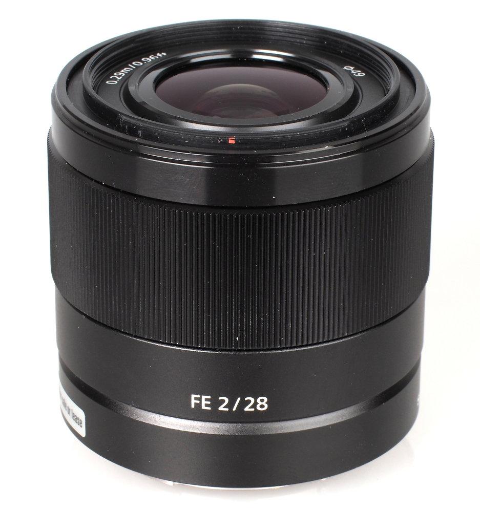 FE 28mm f/2